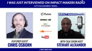 Impact Makers Radio-Let's Talk Divorce